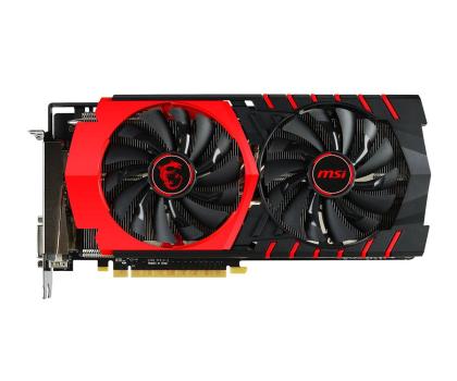 MSI Radeon R9 390 8192MB 512bit Gaming-244740 - Zdjęcie 2