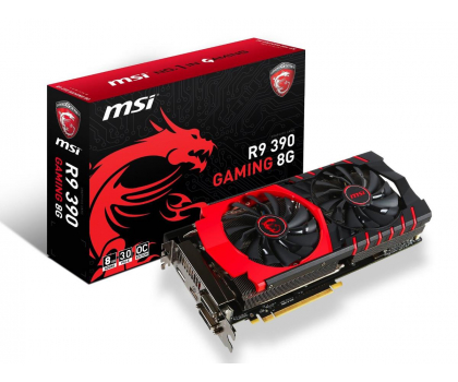 MSI Radeon R9 390 8192MB 512bit Gaming-244740 - Zdjęcie 1
