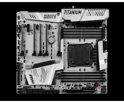 MSI X99A XPOWER GAMING TITANIUM (X99 5xPCI-E DDR4)-319661 - Zdjęcie 4