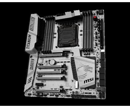 MSI X99A XPOWER GAMING TITANIUM (X99 5xPCI-E DDR4)-319661 - Zdjęcie 2