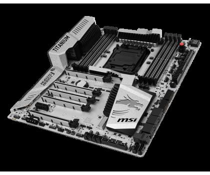 MSI X99A XPOWER GAMING TITANIUM (X99 5xPCI-E DDR4)-319661 - Zdjęcie 3