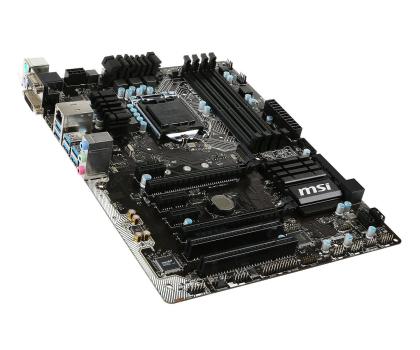 MSI Z170A PC MATE (2xPCI-E DDR4)-252361 - Zdjęcie 2