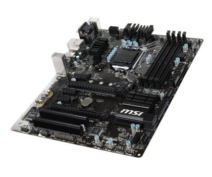 MSI Z170A PC MATE (2xPCI-E DDR4)-252361 - Zdjęcie 4