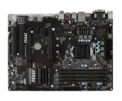 MSI Z170A PC MATE (2xPCI-E DDR4)-252361 - Zdjęcie 3