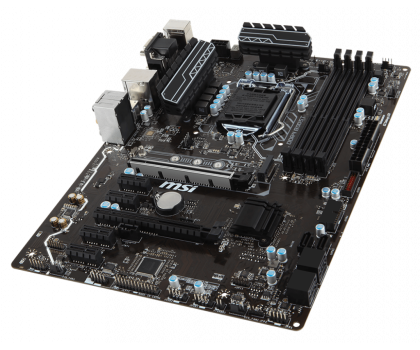 MSI Z270-A PRO (3xPCI-E DDR4 USB3.1/M.2) -342034 - Zdjęcie 3