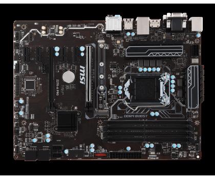 MSI Z270-A PRO (3xPCI-E DDR4 USB3.1/M.2) -342034 - Zdjęcie 4