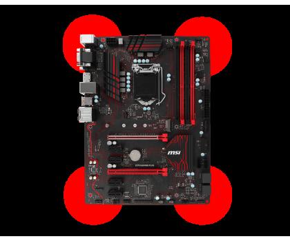 MSI Z270 GAMING PLUS + i7-7700K + Crucial 16GB 2400MHz-391650 - Zdjęcie 4
