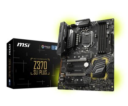 MSI Z370 SLI PLUS-384544 - Zdjęcie 1