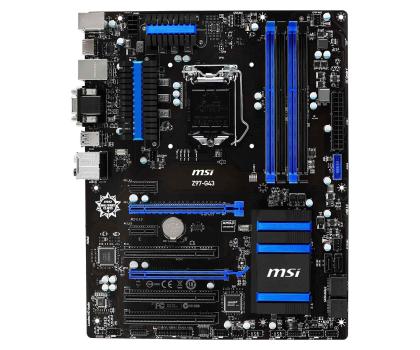MSI Z97-G43 (Z97 2xPCI-E DDR3)-186135 - Zdjęcie 3