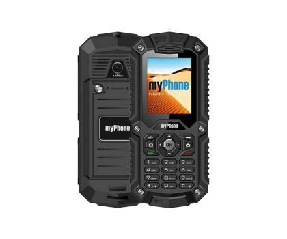 myPhone HAMMER 2 czarny-251685 - Zdjęcie 1