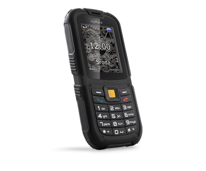 myPhone HAMMER 2 czarny-251685 - Zdjęcie 2