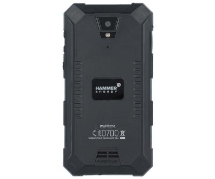 myPhone Hammer ENERGY LTE Dual SIM czarny-338804 - Zdjęcie 4