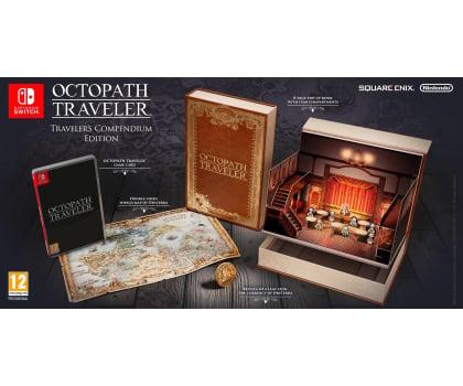Nintendo Octopath Traveler: Traveler's Compendium Ed  -437134 - Zdjęcie 3