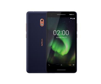 Nokia 2.1 Dual SIM niebieski-436684 - Zdjęcie 1
