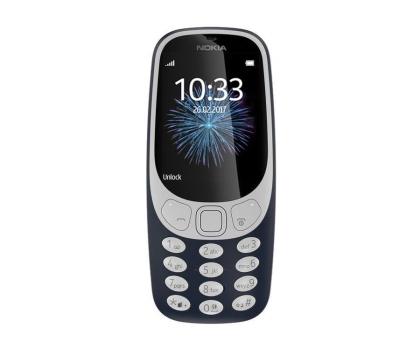 Nokia 3310 Dual SIM granatowy-362999 - Zdjęcie 2