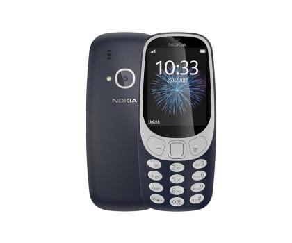 Nokia 3310 Dual SIM granatowy-362999 - Zdjęcie 1