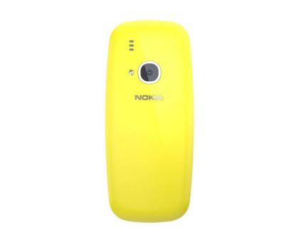 Nokia 3310 Dual SIM żółty-362997 - Zdjęcie 3