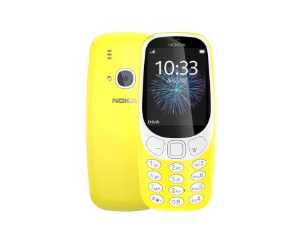Nokia 3310 Dual SIM żółty-362997 - Zdjęcie 1