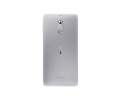 Nokia 6 Dual SIM srebrnobiały-357309 - Zdjęcie 4