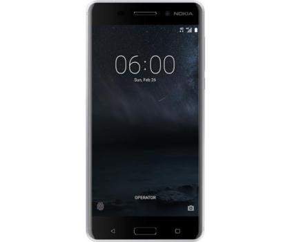 Nokia 6 Dual SIM srebrnobiały-357309 - Zdjęcie 2