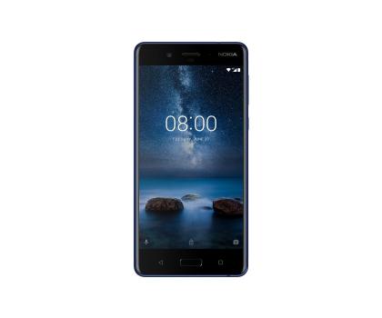 Nokia 8 Dual SIM niebieski-379236 - Zdjęcie 2