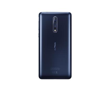 Nokia 8 Dual SIM niebieski-379236 - Zdjęcie 3