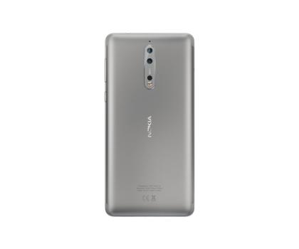 Nokia 8 Dual SIM szary-379234 - Zdjęcie 3