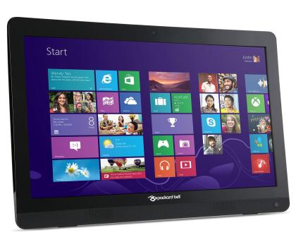 Packard Bell TS3270 E1-2500/4GB/500GB/Win8-164260 - Zdjęcie 2