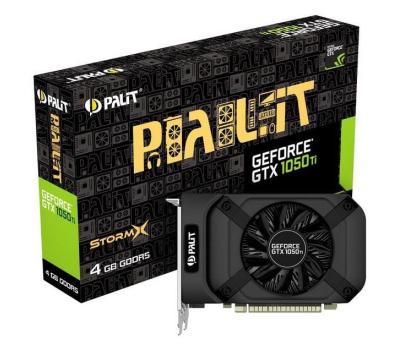 Palit GeForce GTX 1050 Ti StormX 4GB GDDR5 -332036 - Zdjęcie 1