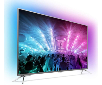 Philips 49PUS7101 Android 4K HDR 2000Hz WiFi Ambilight-323735 - Zdjęcie 2