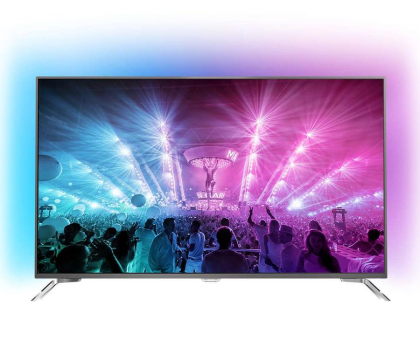 Philips 49PUS7101 Android 4K HDR WiFi Ambilight-323735 - Zdjęcie 1