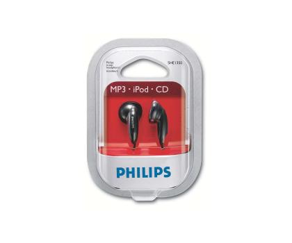Philips SHE1350/00 czarne-179783 - Zdjęcie 3