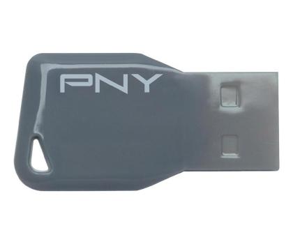 PNY 64GB Key Attaché zapis 8MB/s odczyt 25MB/s -332031 - Zdjęcie 1