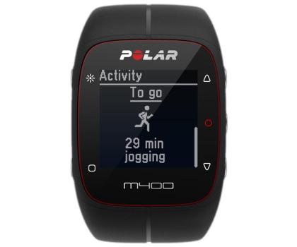 Polar M400 HR czarny + nadajnik-229906 - Zdjęcie 1