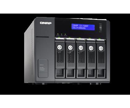 QNAP UX-500P Moduł rozszerzający (5xHDD, USB 3.0)-367042 - Zdjęcie 4