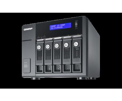 QNAP UX-500P Moduł rozszerzający (5xHDD, USB 3.0)-367042 - Zdjęcie 5