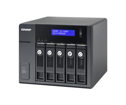 QNAP UX-500P Moduł rozszerzający (5xHDD, USB 3.0)-367042 - Zdjęcie 1