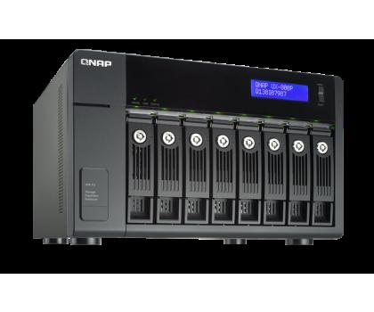 QNAP UX-800P Moduł rozszerzający (8xHDD, USB 3.0)-367044 - Zdjęcie 4