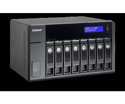 QNAP UX-800P Moduł rozszerzający (8xHDD, USB 3.0)-367044 - Zdjęcie 2