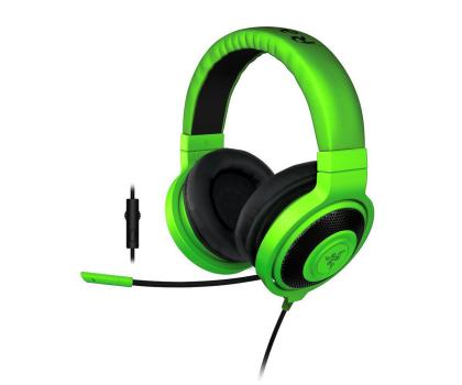 Razer Kraken Pro zielone-265180 - Zdjęcie 1