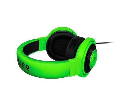 Razer Kraken Pro zielone-265180 - Zdjęcie 5