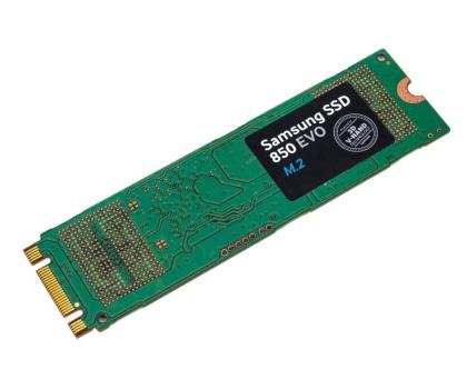 Samsung 250GB M.2 2280 SSD 850 EVO-244003 - Zdjęcie 2