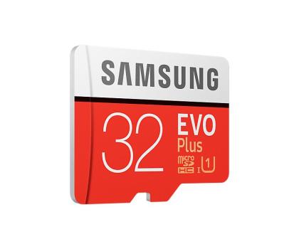 Samsung 32GB microSDHC Evo Plus zapis20MB/s odczyt95MB/s -360783 - Zdjęcie 2
