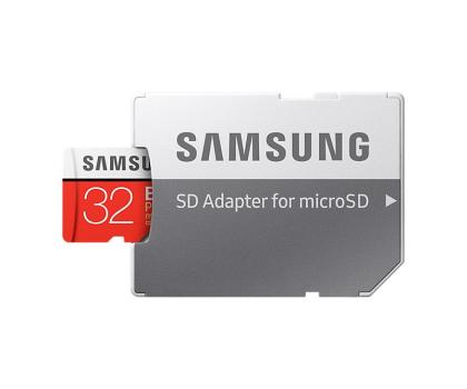 Samsung 32GB microSDHC Evo Plus zapis20MB/s odczyt95MB/s -360783 - Zdjęcie 5