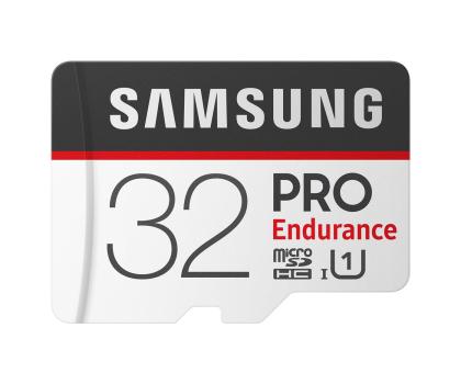 Samsung 32GB microSDHC PRO Endurance UHS-I 100MB/s-429920 - Zdjęcie 1
