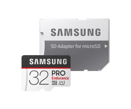 Samsung 32GB microSDHC PRO Endurance UHS-I 100MB/s-429920 - Zdjęcie 4