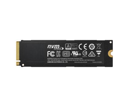 Samsung 512GB 1,8'' Seria 960 Pro M.2 2280 NVMe -345076 - Zdjęcie 4