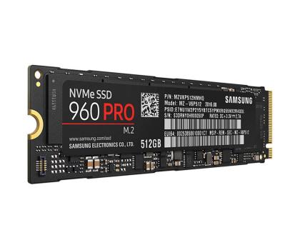 Samsung 512GB 1,8'' Seria 960 Pro M.2 2280 NVMe -345076 - Zdjęcie 3