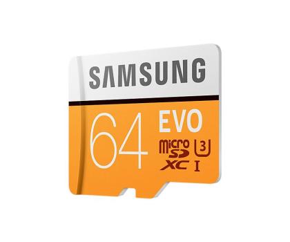 Samsung 64GB microSDXC Evo zapis 60MB/s odczyt 100MB/s -360776 - Zdjęcie 4