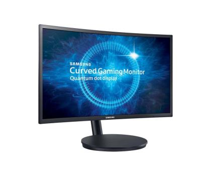 Samsung C27FG70FQUX Curved czarny Quantum Dot  -336801 - Zdjęcie 2